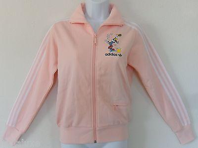 24168dbccc53 ... VERY RARE~Adidas GOOFY Track Top Disney firebird Sweat Shirt Jacket~Women  sz Med