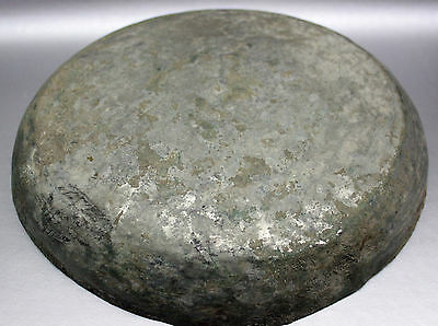 B.c.a.d. Art - 330 - 555 A.d. Byzantine  Bronze Bowl