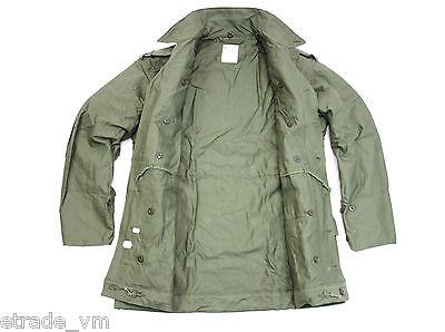 ORIGINAL PARKA M85 OLIV FELDPARKA JACKE NATO ANGELN OUTDOOR JAGEN WANDERUNG Angelsport Bekleidung
