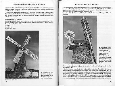Norfolk Corn Windmills & other industrial Windmills Mühlengeschichte Mühlen 2