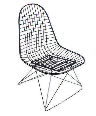 Low Rod / Cats Cradle Chair Base for Herman Miller Eames Shell Lounge Knoll 4