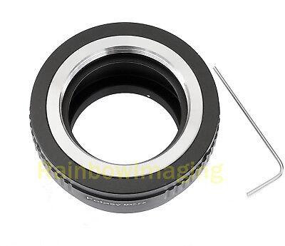 Helios 44 2 58mm M42 Lens To Fuji Fujifilm X T2 X T2 X H1 X