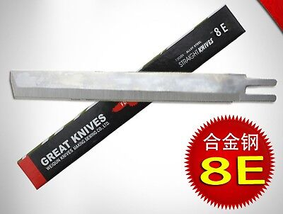 """KM OR NEW-TECH Straight Cutting Machine 5"""" Knife Blades - 12 Pack - US Seller 2"""