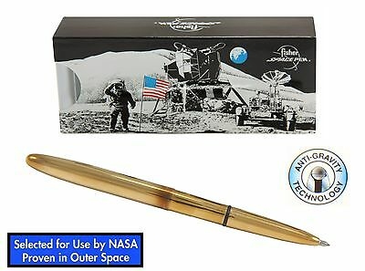 Fisher Space Pen #400RAW / Raw Brass Classic Bullet Pen 4