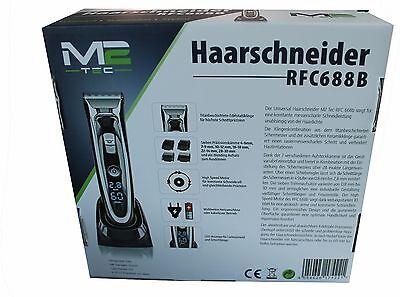 Profi Keramik Haarschneidemaschine Bartschneider Trimmer Rasierer m Led Display