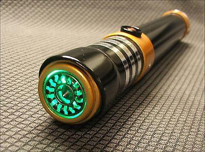 new custom lightsaber blade plug acient blade design weathered