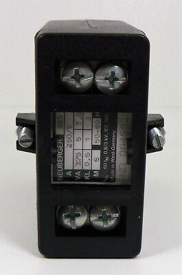 Neuberger Current Transformer ZA5 Current Transformer 3 Piece New 3