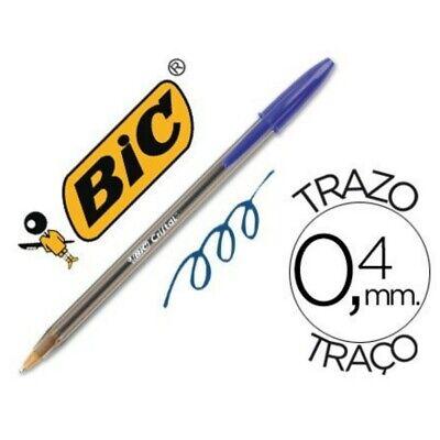 Boligrafos BIC CRISTAL ¡¡ El de toda la vida,!!. Colores variados 8