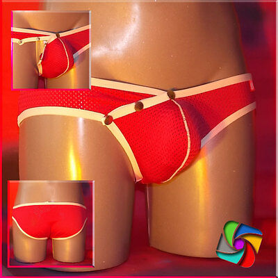 WJ-Design Air Pants Grey Size: M - Das erotische Etwas  Gay/fetisch (26) 3