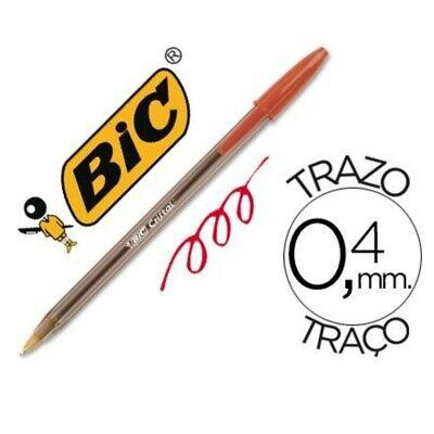 Boligrafos BIC CRISTAL ¡¡ El de toda la vida,!!. Colores variados 6