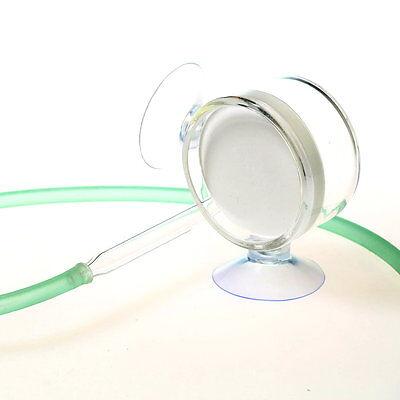 60gal CO2 Diffuseur en verre 5cm Diamètre - Aquarium Solenoid réglable Plantée 10