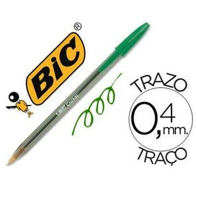 Boligrafos BIC CRISTAL ¡¡ El de toda la vida,!!. Colores variados 7
