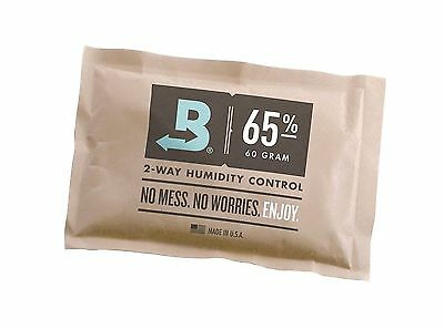 Boveda 60 Gram 2-Way Humidity Control Humidipak (1 pack) 2