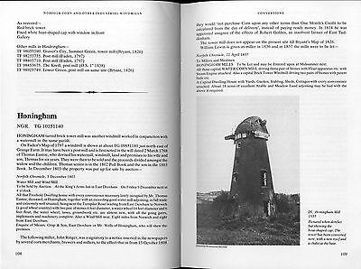 Norfolk Corn Windmills & other industrial Windmills Mühlengeschichte Mühlen 4