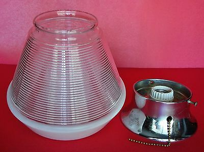Antique Art Deco Ceiling Light Lamp Fixtures 7