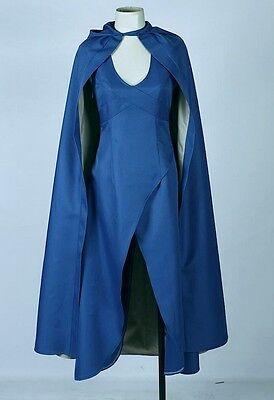 Trono Vestito Carnevale Donna Throne Daenerys Dress up Woman Cosplay GTH001 2