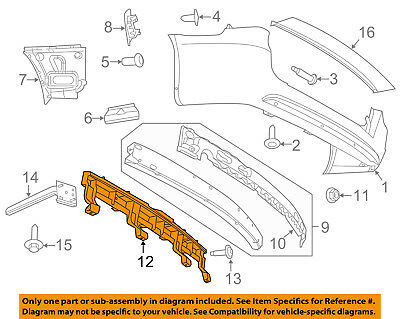 CHRYSLER OEM Rear Bumper-Bumper Cover Bolt 6105038AA