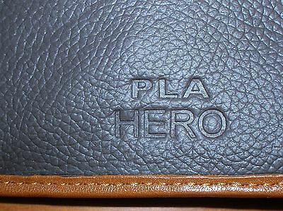 07's series China PLA Army Badge Officer Genuine Leather Wallet,AA 9