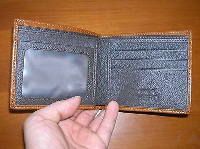 07's series China PLA Army Badge Officer Genuine Leather Wallet,AA 5