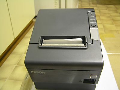 Epson TM-T88V M244A Point Of Sale (POS) Thermal Receipt Printer 6