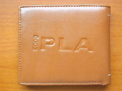 07's series China PLA Army Badge Officer Genuine Leather Wallet,AA 2