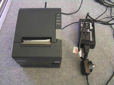 Epson TM-T88V M244A Point Of Sale (POS) Thermal Receipt Printer 3