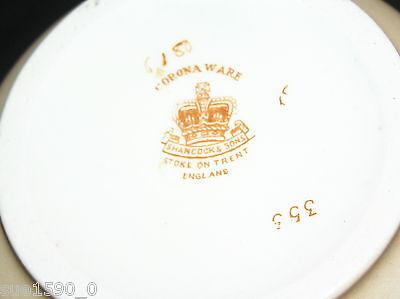 S Hancock & Sons 'Corona Ware' Vase - vgc