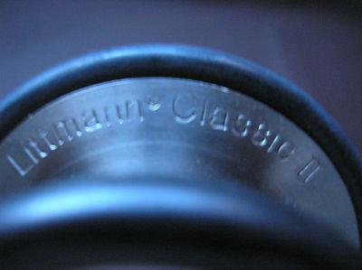 Fonendoscopio / Estetoscopio 3M™ Littmann® Classic II  En su caja original