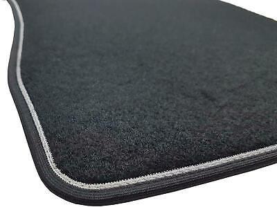 Tappeti auto moquette antiscivolo colore nero SPRINT02907