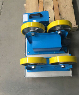 1 Ton heavy duty turning driver Pipe Tube Welding Rotary Roller Positioner frame 2