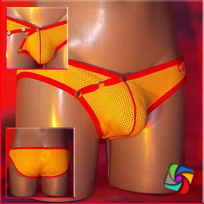 WJ-Design Air Pants Bordeaux Size: M - Das erotische Etwas  Gay/fetisch (19) 6