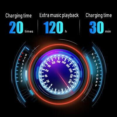Bluetooth 5.0 Earphones Wireless Headphones Mini Earbuds Headset Waterproof TWS 12