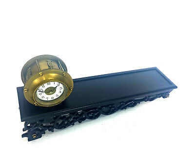 Mystery Gravity Driven Incline Rolling Clock -No Spring No Battery Never Wind It 6