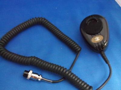 NEW CB, HAM Turner Road King 56 Microphone 4 Pin Wired & Mic Hook,Cobra,  Galaxy