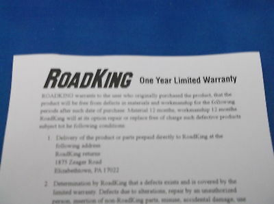 NEW CB, HAM Turner Road King 56 Microphone 4 Pin Wired & Mic Hook,Cobra,  Galaxy