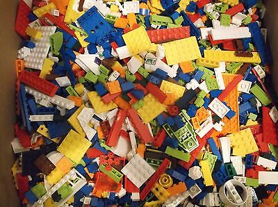 Clean 100% Genuine LEGO 5 LB Lots pounds Bulk Lot Cleaned Sanitized 3