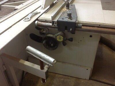 Robland Z320 Sliding Table Saw 8