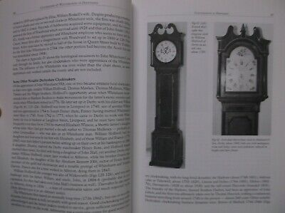 Clockmakers Watchmakers Derbyshire Hughes Horology Whitehurst Nice Copy 7