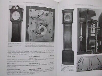 Clockmakers Watchmakers Derbyshire Hughes Horology Whitehurst Nice Copy 10