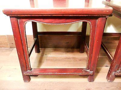 Antique Chinese High Back Chairs (5473) (Pair), Circa 1800-1849 11