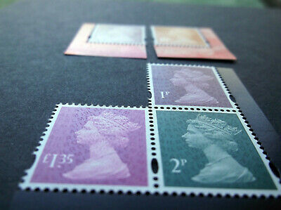 2020 MACHINS M19L + MPIL 1p, 2p, 5p, 10p, £1.35 and Regionals from PSB DY32 2