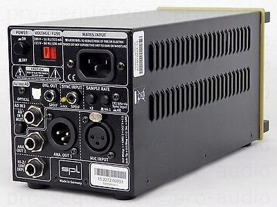 SPL Gainstation 1 AD Preamp + Digital Option + Neuwertig + 1.5 Jahre Garantie