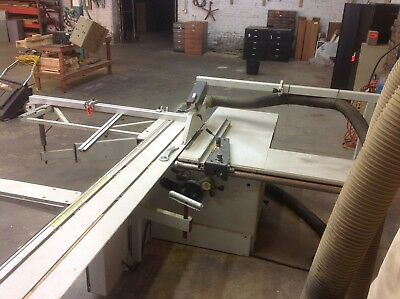 Robland Z320 Sliding Table Saw 10