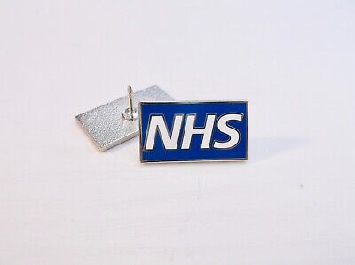 Nhs Uk Nurse Doctor Ambulance Medic Porter Paramedic Green Line Lapel Pin Badge 2