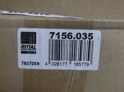 7156.035 Rittal NEW In Box 19 Inch Blanking Panel 7156035 4