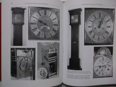 Clockmakers Watchmakers Derbyshire Hughes Horology Whitehurst Nice Copy 9