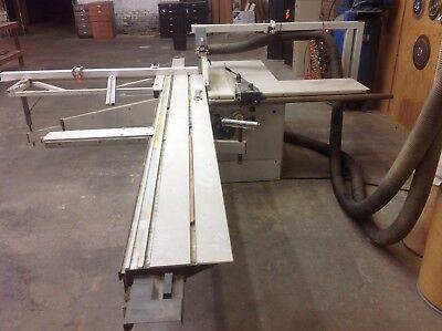 Robland Z320 Sliding Table Saw 7