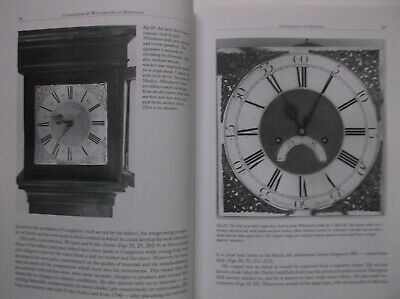 Clockmakers Watchmakers Derbyshire Hughes Horology Whitehurst Nice Copy 4