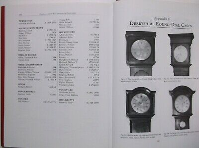 Clockmakers Watchmakers Derbyshire Hughes Horology Whitehurst Nice Copy 12
