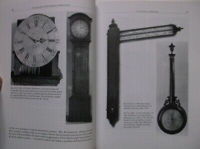 Clockmakers Watchmakers Derbyshire Hughes Horology Whitehurst Nice Copy 5